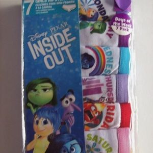 New Disney Inside Out Girls Panties
